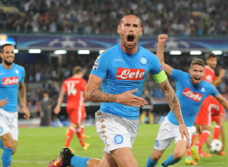 Napoli- Spunta un GRANDE nome per sostituire Hamsik