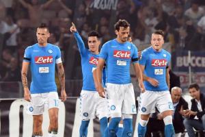 Un giocatore del Napoli può andare in Cina, pronta l'offerta per i partenopei