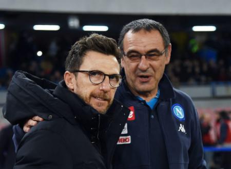 NAPOLI: Via Sarri, scelto il nuovo allenatore